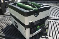 Field Tested: Festool's Portable Dust Extractor