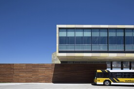 University of Iowa West Campus Transportation Center