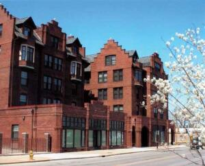 Project of the Year: Affordable - New Holland Apartments