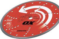 OX-DU10 Superfast Diamond Saw Blades Cut Steel, Brick, Stone, and Concrete