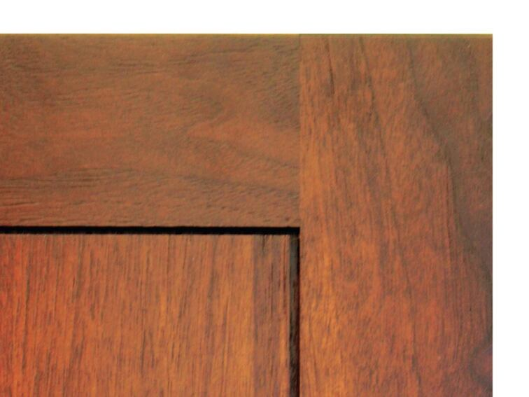 Plain & Fancy Custom Cabinetry's Transition Door Style Now Available