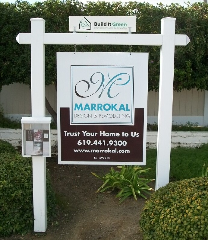 Marrokal Design & Remodeling inSan Diego, CA