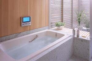 Rinnai controllers allow home owners to adjust their tankless water heaters from inside any room in the house.
