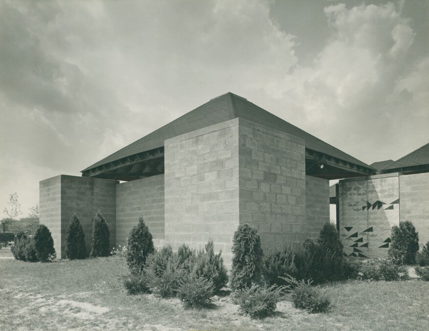 Kahn's Bath House at the  Jewish Community Center in New Jersey
