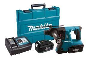 Product Watch: Makita BHR261 Rotary Hammer
