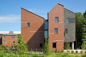 Lakeside Graduate Housing - Princeton University