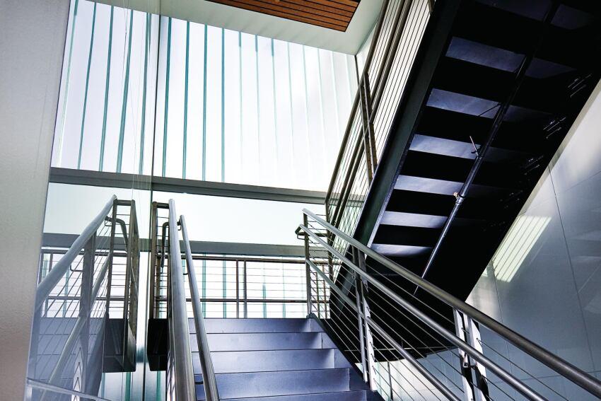 TGP Pilkington Profilit Hurricane Daylighting Glass