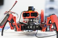 These Spider-Inspired, 3D-Printing Robots Are Coming to a Job Site Near You