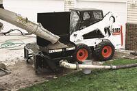 Bobcat Pump Skidsteer Attachment