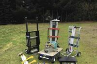 Miter-Saw Stands