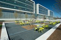 Product: Recycled Glass Pavers from FilterPave