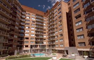Archstone-Smith's Flats at Dupont in Washington, D.C., will soon be part of the Tishman Speyer multifamily portfolio.