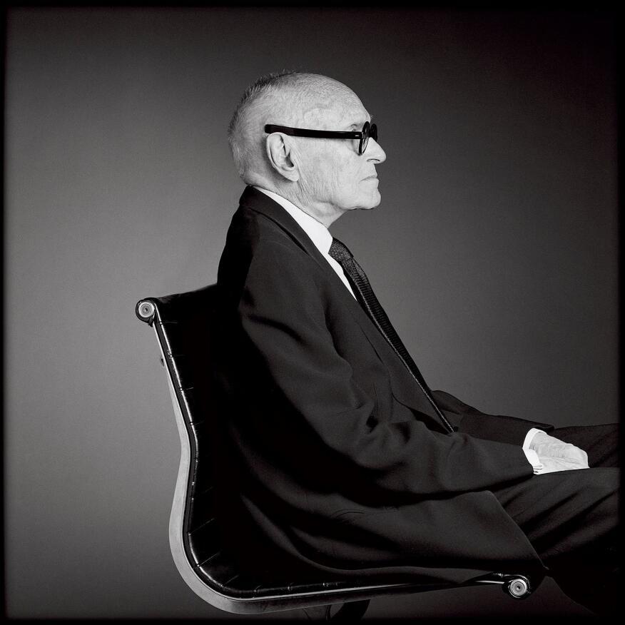 'Philip Johnson, 2000'