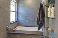 Walk-In Shower Detail