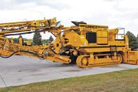 Gomaco Corp.'s 9500 Trimmer/Placer