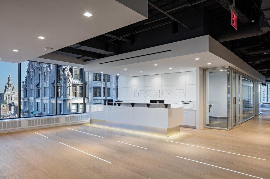 Desimone consulting engineers 39 new york city headquarters for 140 broadway 46th floor new york ny 10005