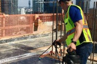 Concrete Form Maintenance