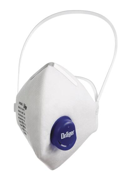 Draeger X-Plore 1700 Series of Filtering Facepiece Respirators