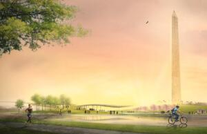 Washington Monument Grounds at Sylvan Theater: OLIN & Weiss/Manfredi