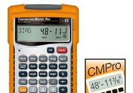 Construction Master Pro Advanced Construction-Math Calculator for Building Pros