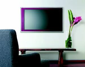 BRAVO BRAVIA: One of Lennar's latest projects in the Bay Area features Sony's Bravia HDTV  as a standard.