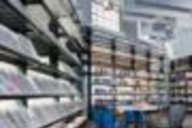 Shelving System, Glendale Satellite Library