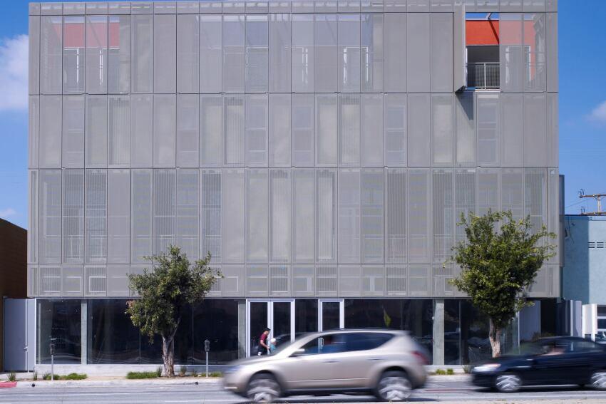 AIA COTE 2011 Top Ten Green Projects: Cherokee Studio