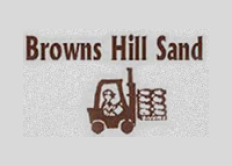 Browns Hill Sand, Inc. Logo