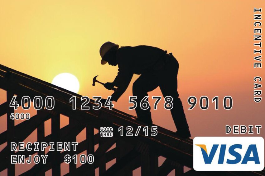 A Rewarding Experience: Reward Clients With Company-Branded Visa Incentive Cards