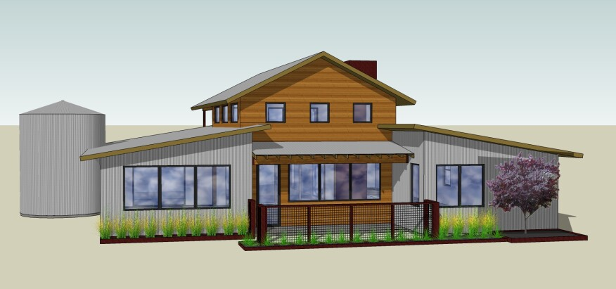 3D modeling program SketchUp has allowed Wiley Gilliam to show clients detailed virtual versions of their projects