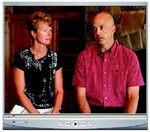 Video testimonials by clients
