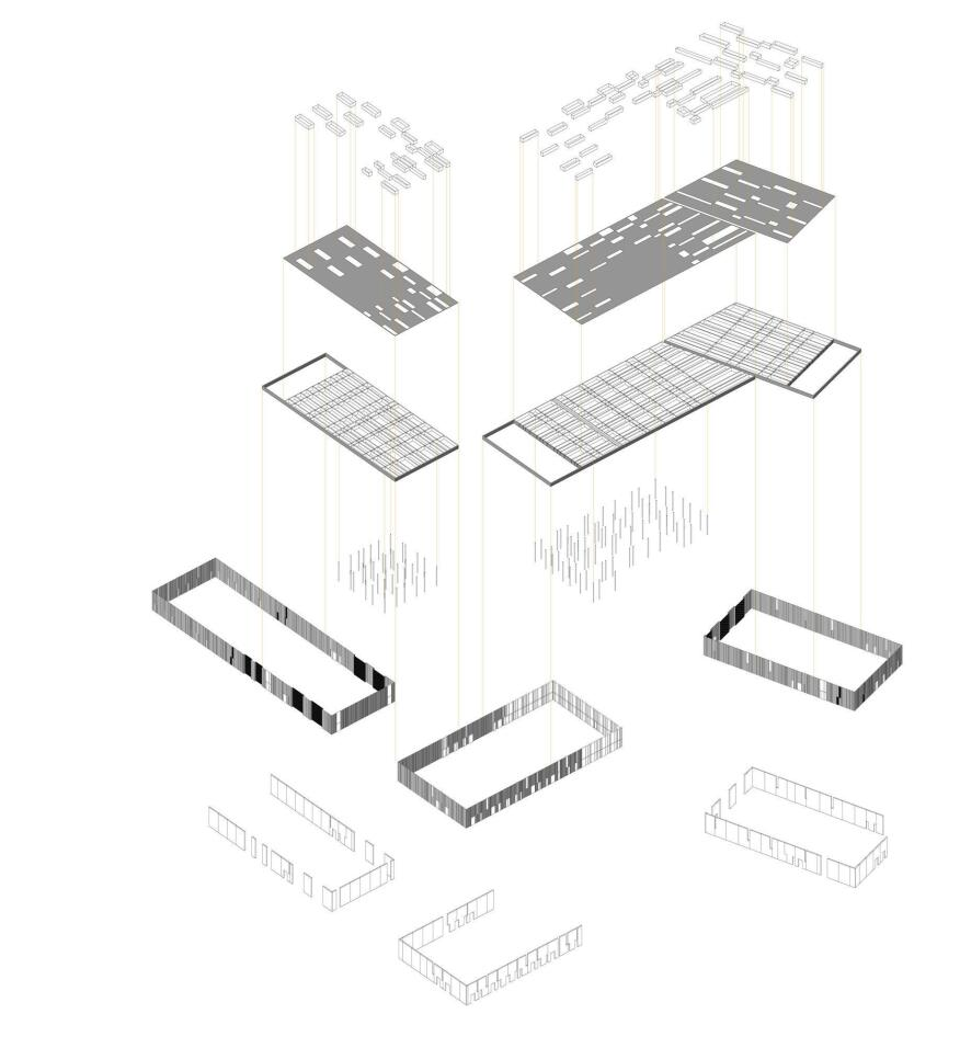 Axonometric.