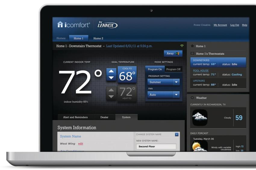 Remote-Controlled Comfort: Wireless Thermostats