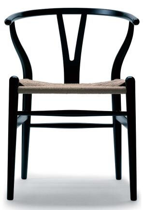 Object: Wishbone chair  Artist: Hans Wegner  Date: 1949  Price: $499  Source: Hive, www.hivemodern.com