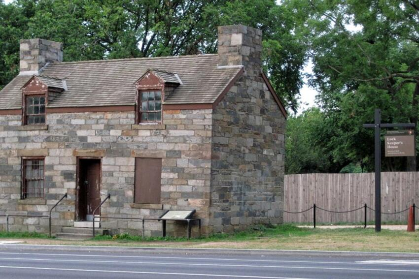 Restoration Planned For National Mall's Oldest Remaining Structure