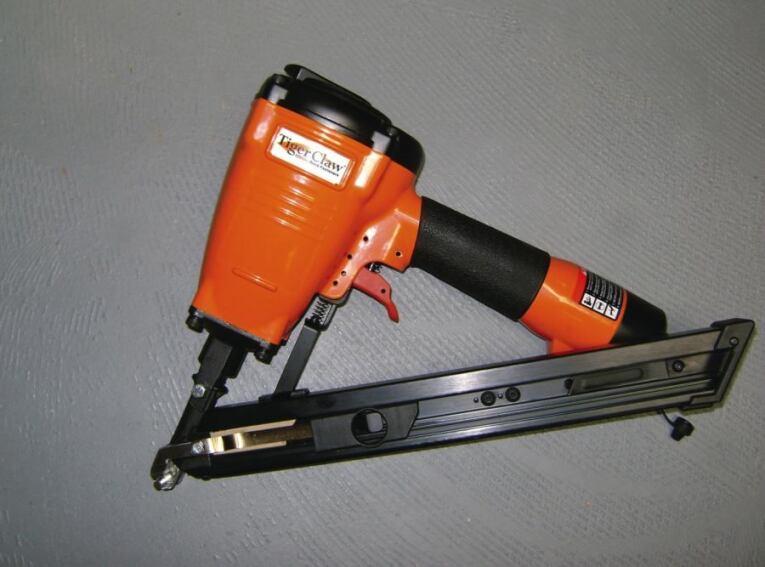 Tiger Claw Deck Fastener Gun