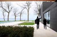 ARCHITECT Visits: Snow Kreilich's Lake Minnetonka Retreat