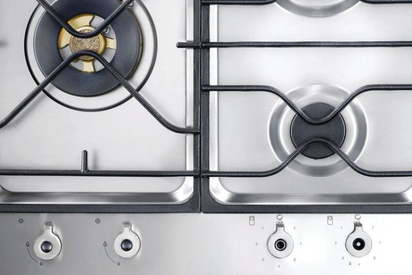 Bertazzoni Segmented Cooktop