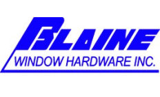 Blaine Window Hardware Logo