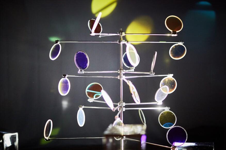 """Melody Dots"" 21 by Dirk Haubrich & Yoko Seyama"