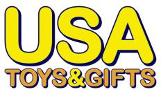 USA Pool & Toy Logo