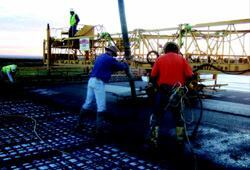 Silica Fume for Concrete Bridge Decks