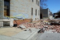 Nature's Demolition Crew: Spring Winds Knock Down Derelict Structures