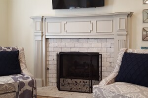 Building a Federal Mantel