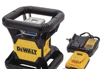 DeWalt Green Rotary Laser Level