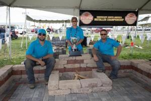 Integrity Landscapes from Bismarck, ND was declared the HNA 2014 Champion.