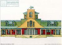 Wisconsin Residence, 2000