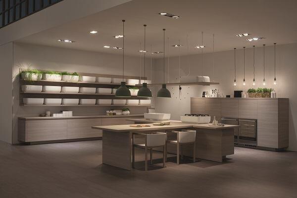 Oki Sato's Ki kitchen design for Nendo.