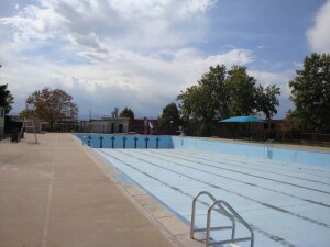 La Alma pool, before