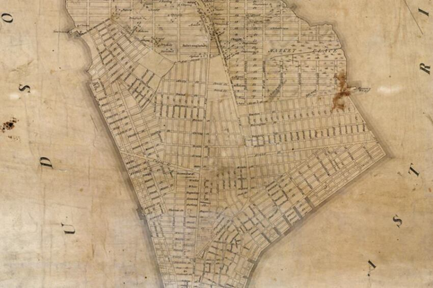 Exhibit: 'The Greatest Grid: The Master Plan of Manhattan, 1811-2011'